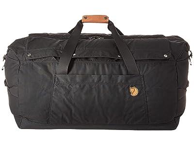 Fjallraven Duffel No.6 Large (Black) Bags