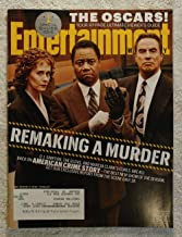 Sarah Paulson, Cuba Gooding Jr & John Travolta (Marcia Clark, O.J. Simpson & Robert Shapiro) - American Crime Story - Entertainment Weekly - #1400-1401 - January 29 - February 5, 2016 - Special Double Issue, The Oscars: 47 Page Ultimate Viewers Guide