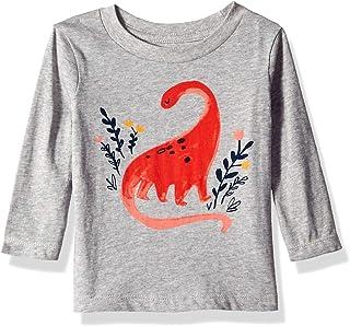 Gymboree Baby Girls Long Sleeve Graphic Tee