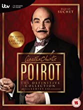 Agatha Christies Poirot - Series 1-13: The Definitive Collection