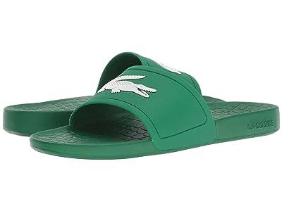 Lacoste Fraisier 318 1 P (Green/White) Men