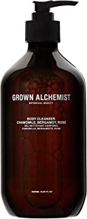 Grown Alchemist Body Cleanser: Chamomile, Bergamot, Rose, 500 ml