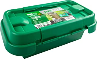 Dri-Box FL-1859-200G IP55 Weatherproof Box, Green, Small