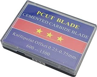 15Pcs 45° HQ Blades for Creation Pcut Kingcut Vinyl Cutter Cutting Plotter On Sale