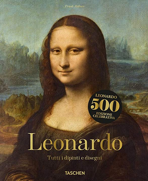 Leonardo da vinci. tutti i dipinti e disegni. ediz. illustrata: fp (italiano) copertina flessibile 978-3836551335