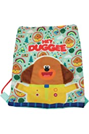Hey Duggee Betty Roly Tag Norrie Squirrel Club Arch School Bag Rucksack Backpack