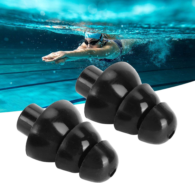 Silicone Earplug Effect 67% OFF of fixed price Christmas Tree Popular brand Design Swimming Ea Shape