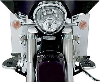 Memphis Shades 04-09 Yamaha XVS11A Fork Deflectors (Polished)
