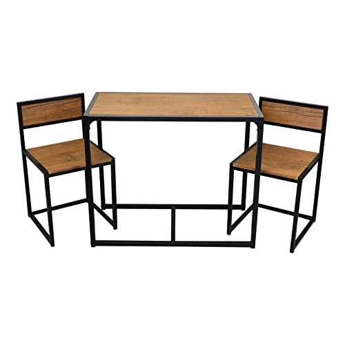 Compact Dining Table And Chairs: Space Saving Dining Table And Chairs: Amazon.co.uk