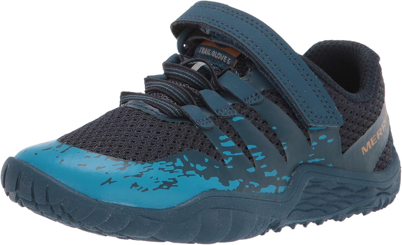 Merrell Unisex-Child Trail Glove 5 Alternative Closure Sneaker