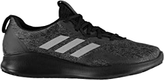 Official Brand Adidas Purebounce Plus Womens Running Shoes Trainers Black/Grey Athleisure