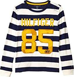 Tommy Hilfiger Boys Long Sleeve Donald with Bow Tie