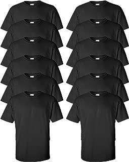 12 Pack - Gildan - Ultra Cotton T-Shirt - 2000