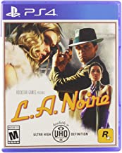 L.A. Noire Remastered PS4 (PS4)