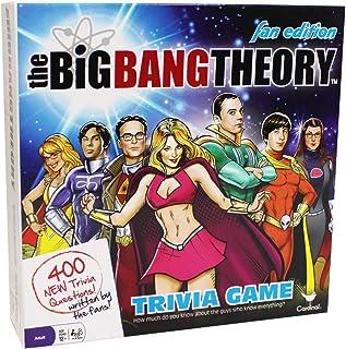 The Big Bang Theory Trivia Game Fan Edition