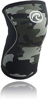 Rehband RX - Rodillera (5 mm), Unisex Adulto, 105317, Camoflage, Small