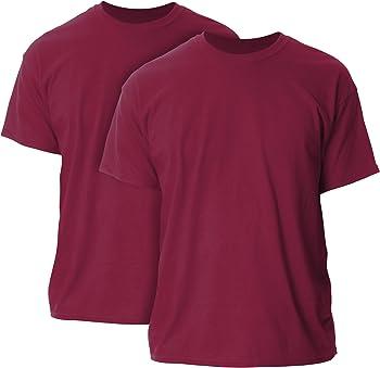 2-Pack Gildan Men's Ultra Cotton Adult T-Shirt