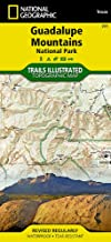 Guadalupe Mountains National Park (National Geographic Trails Illustrated Map (203))