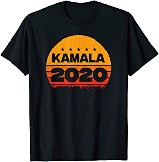 Kamala 2020 Shirt Harris President Campaign Election T-Shirt