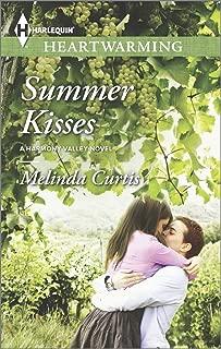 Summer Kisses: A Clean Romance (A Harmony Valley Novel Book 2)