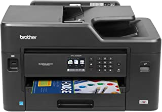 Brother MFC-J5330DW All-in-One Color Inkjet Printer, Wireless Connectivity, Automatic Duplex Printing, Amazon Dash Repleni...