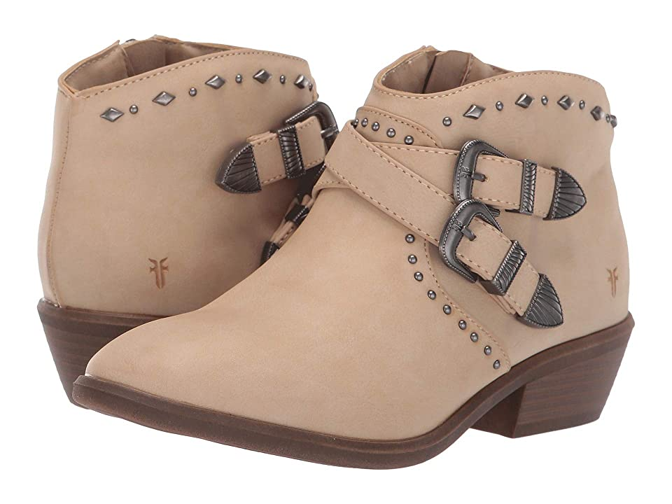 Frye Kids Ellen Studs (Little Kid/Big Kid) (Light Tan) Girls Shoes