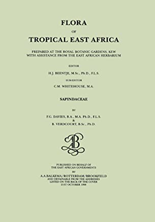 Flora of Tropical East Africa - Sapindaceae (1998) (English Edition)
