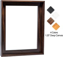 Floating Frame for 11x14 Inch Canvas Painting 1-1/4