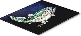"""Caroline's Treasures Desk Artwork Mouse Pad, Multicolor, 7.75x9.25"""" (MW1213MP)"""