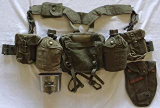 Moore Militaria US Army Basic Field Gear Package VG