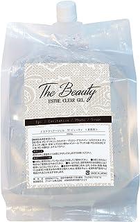 日本製 クリアージェル/The Beauty ESTHE CLEAR GEL 2kg / 業務用/ボニックジェル?キャビテーション?ソニック?IPL光脱毛?EMS用ジェル