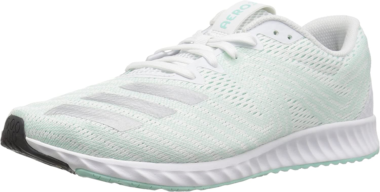 adidas Women's New product! New type Aerobounce A surprise price is realized Pr Running Shoe w