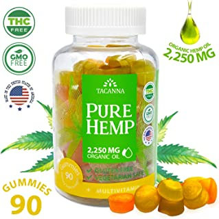Best hemp gummies legal Reviews