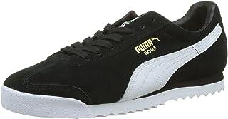 PUMA Roma mocka sneakers för män