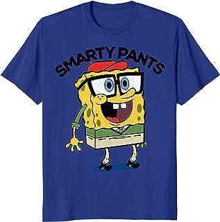 Spongebob SquarePants Smarty Pants T-Shirt