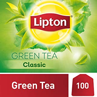 Lipton Green Tea Bags Classic, 100s