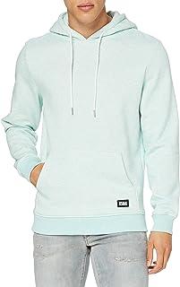 Urban Classics Men's Basic Melange Hoody Hooded Sweatshirt (pack of 1)