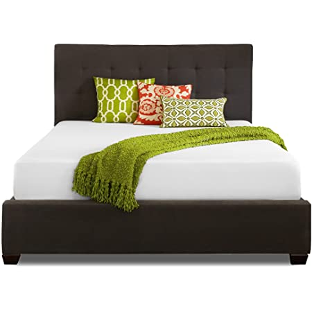 Live and Sleep Queen Size Memory Foam Mattress, 10-Inch Cool Bed in a Box, Medium Firm, Certipur Certified
