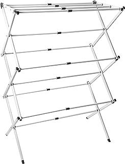 Metaltex Oxford 2 Section porte pliable linge séchoir étendoir à linge intérieur//extérieur