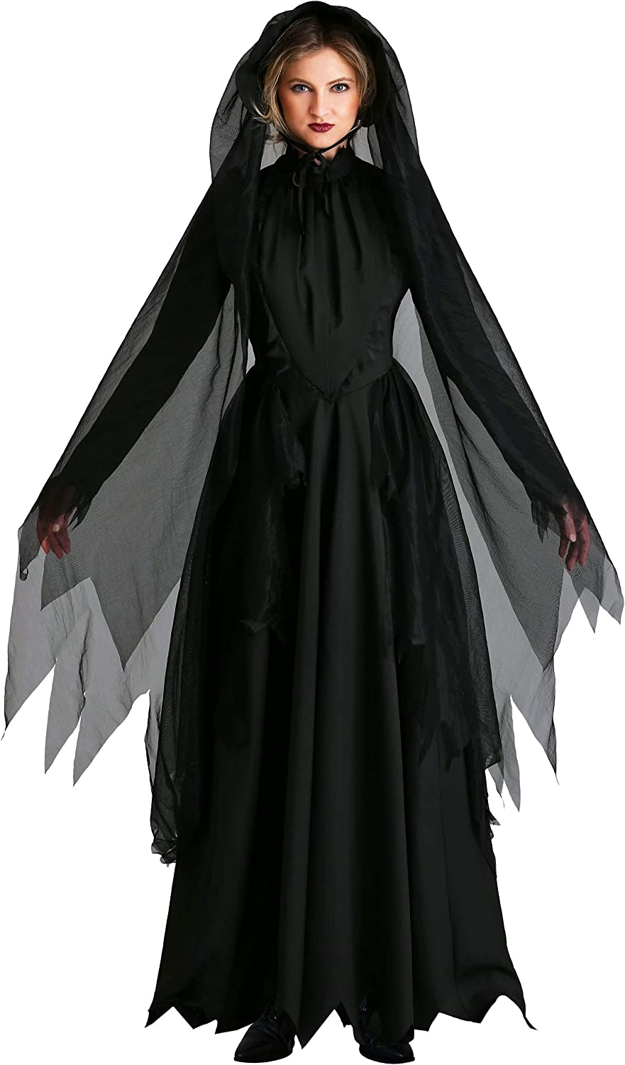 Latest item Lady in Black Women's 55% OFF Costume Ghost