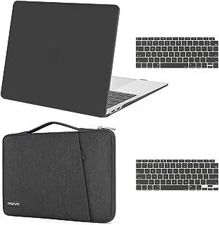 MOSISO Funda Dura Compatible con 2020 2019 2018 MacBook Air 13 Pulgadas A2337 M1 A2179 A1932,Plástico Carcasa Rígida & 360...