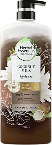 Herbal Essences bio:renew Hydrate Coconut Milk Conditioner, 600ml