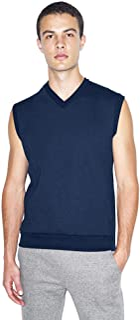 American Apparel Men's Flex Fleece Sleeveless Vest