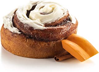 Pumpkin Cinnamon Rolls with Cream Cheese Icing (18 pack)