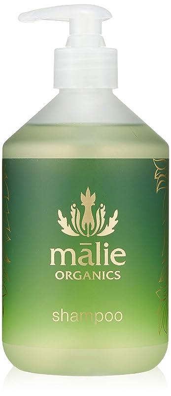 イヤホンおとうさん床を掃除するMalie Organics(マリエオーガニクス) シャンプー コケエ 473ml