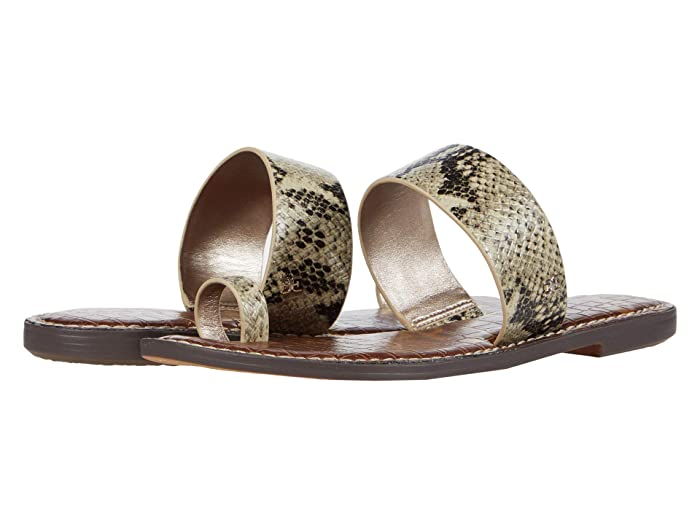 Sam Edelman  Gorgene (Beach Multi Pacific Snake Print) Womens Shoes