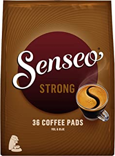 Senseo Strong / Dark Roast, New Design, 16 Coffee Pods