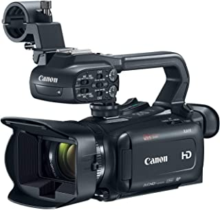 Canon Flash Memory 4K Resolution, 20x Optical Zoom and 3 Inch Screen Size Camcorder - Canon XA11