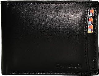Camelio Black Men's Wallet (CAM-BL-041)