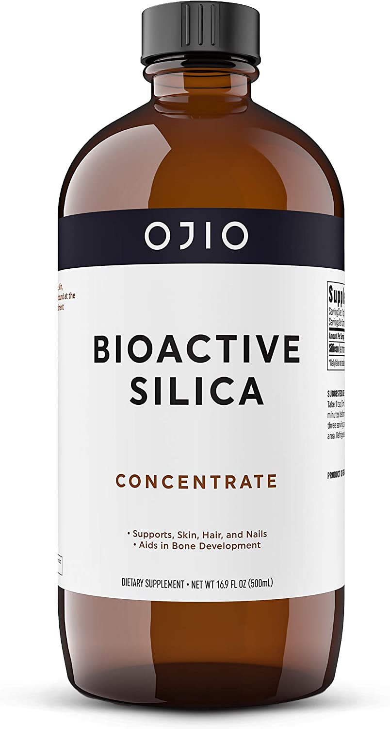 Ojio Courier shipping free shipping Bioactive Silica Vegan Healthy Collagen sold out Supports Booster